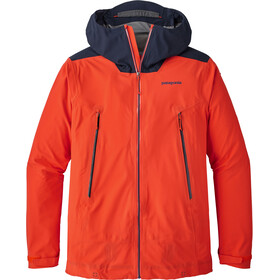 Patagonia M's Descensionist Jacket Paintbrush Red